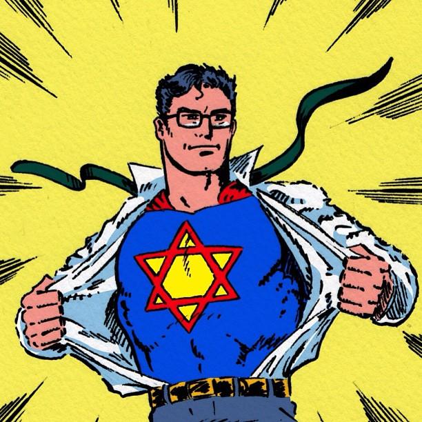 Jewish superman