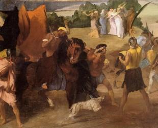 Дочь Иеффая - Эдгар Дега (1834 - 1917)