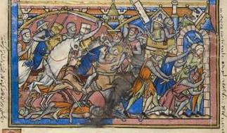 Библия Моргана (1240—1250)