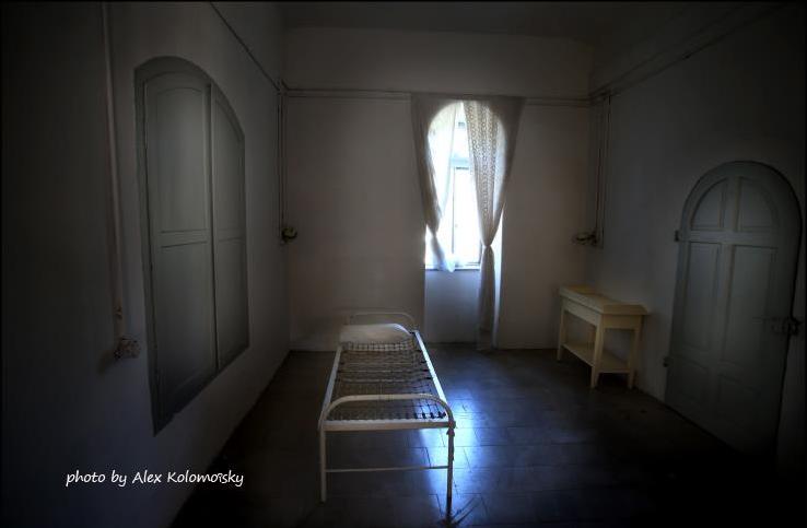 Бывшая больница для прокаженных в Иерусалме