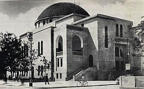 Большая тель-авивская синагога