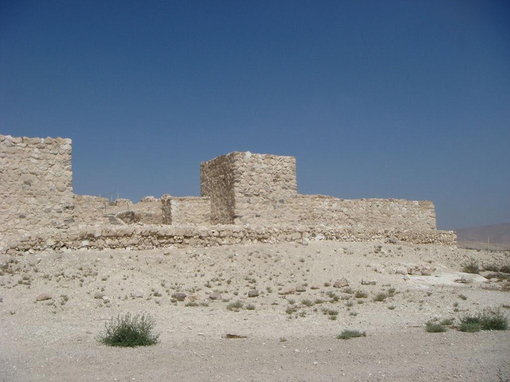Крепость Арад (Фот. Лиор Гольгер)