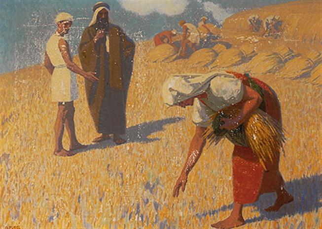 Рут. Гебхард Фугель (1863-1939)