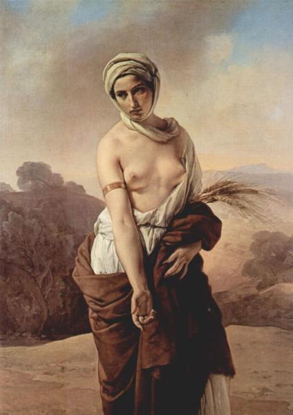 Рут. Франческо Хайес, 1835