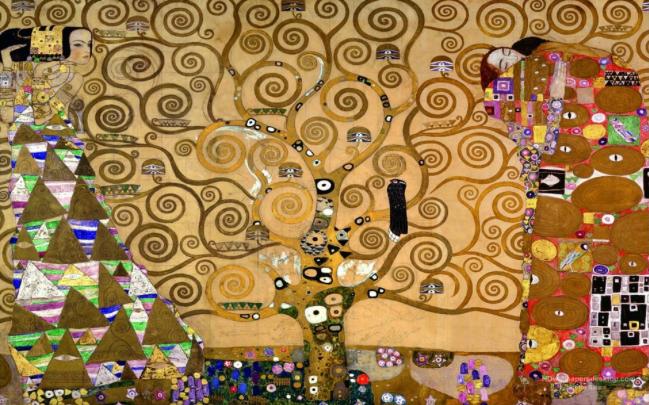 «Древо жизни», Густав Климт