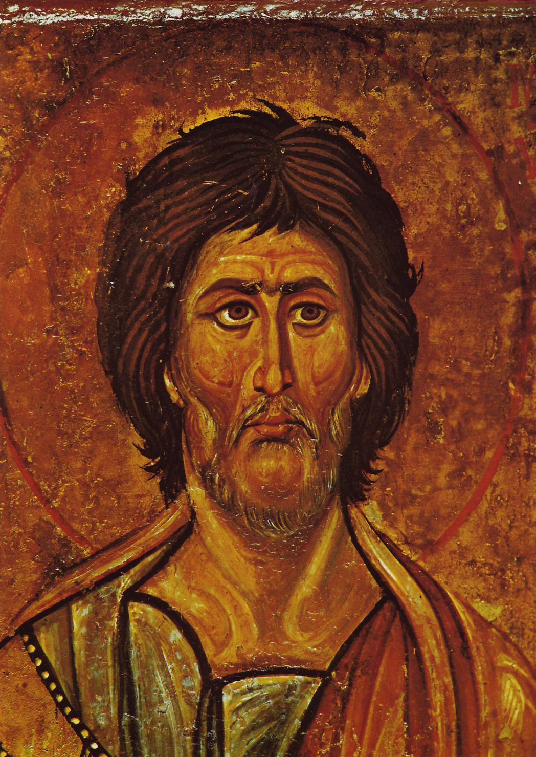 Моше. Икона в монастыре Св. Екатерины на Синае, XIII в.