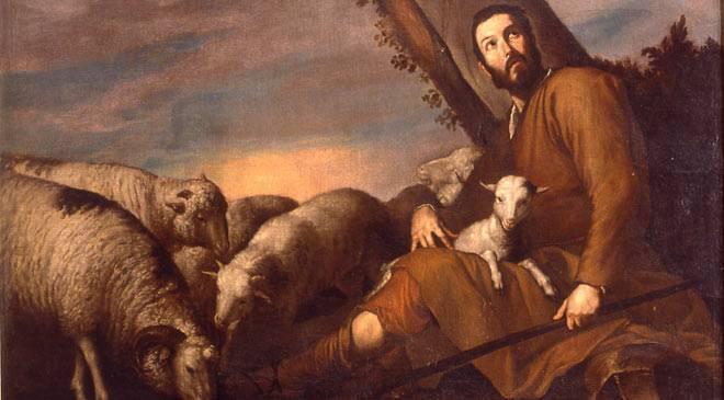 Йааков и стада Лавана. Хосе де Рибера, 1638