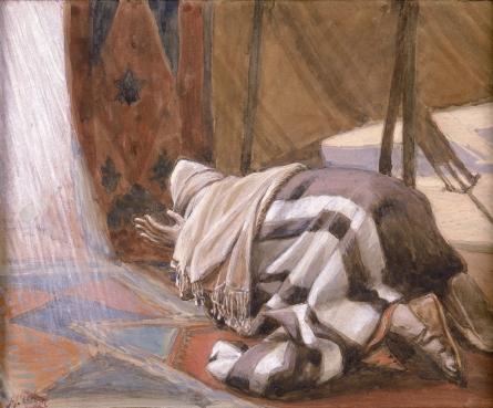 Обещания Господа Аврааму. Джеймс Тиссо, 1896