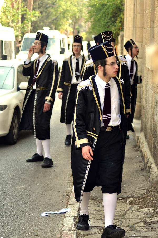 Пурим в Иерусалиме 2