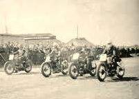 4 motorcyclists