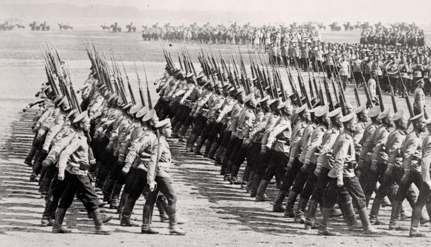 Первая мировая Война. На Восточном фронте. Фото: Википедия
