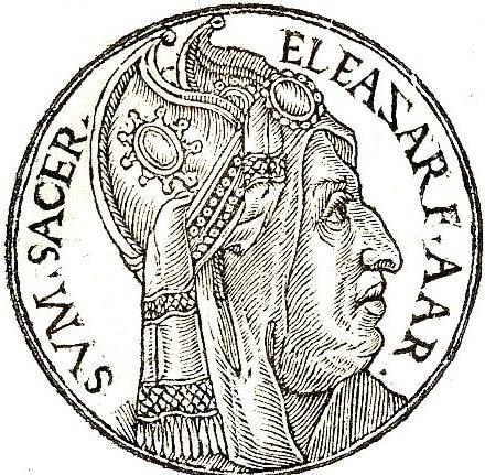 Элеазар, сын Аарона. 1553
