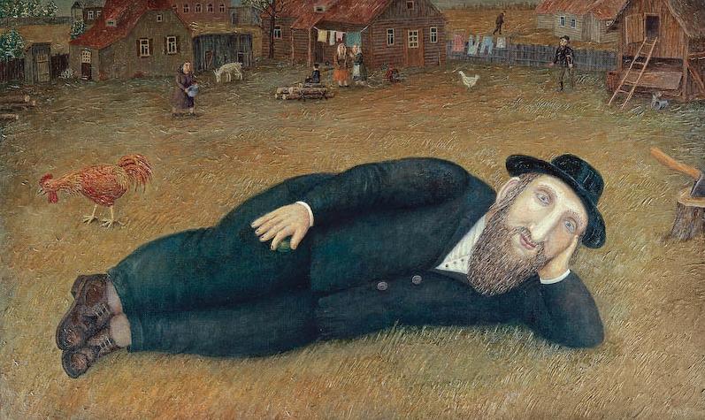 Суббота. Владимир Любаров, 1998