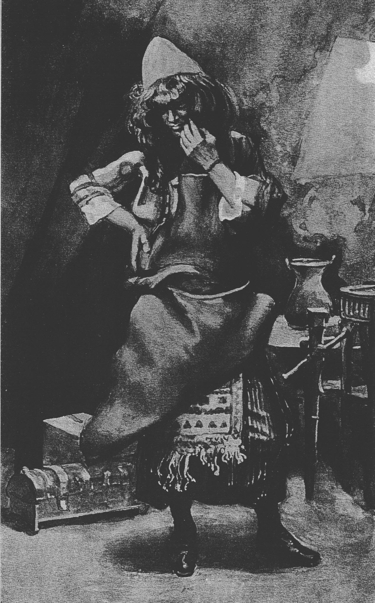 Бецалель. Джеймс Тиссо, 1896-1902