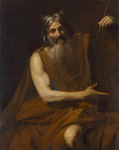 Моше. Валантен де Булонь, 1627-1632